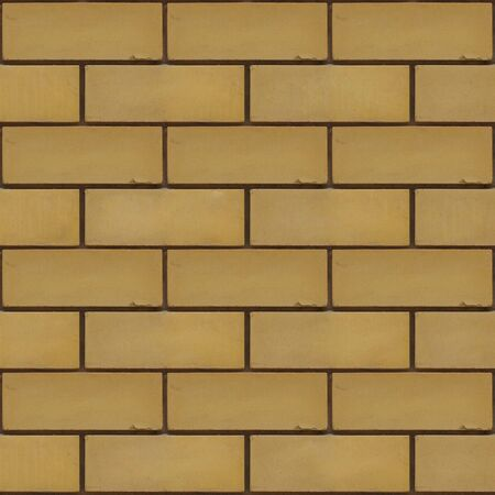 View of a yellow brick-wall suitable for backgrounds Stock Photo - 6060110