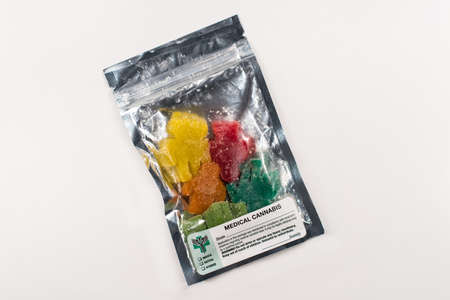 New medical marijuana comes in candy style treats