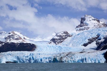 Photo of the glacier ( Perito Moreno ) photo