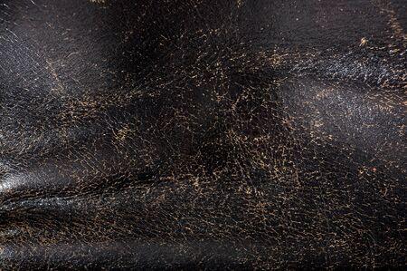 chamois leather: Close-up old chamois  Studio shoot