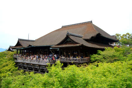 dera: Kiyomizu temple