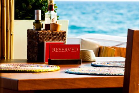 chillout: Reservation for the best sea view and Mediterranean atmosphere
