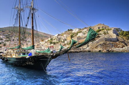Sailing the Greek Islands photo