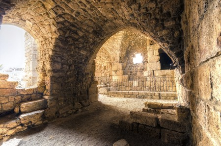 crusaders: The interior of the crusaders