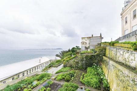 The Alcatraz Penitentiary island photo