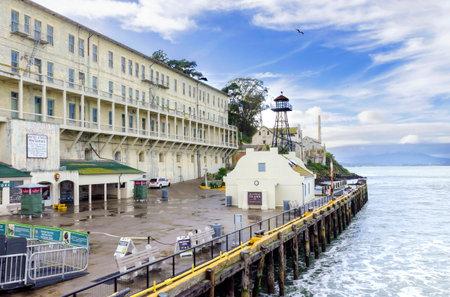 incarceration: The Alcatraz Penitentiary