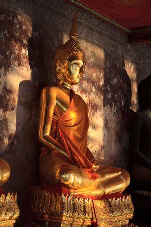Buddha statue from bangkok