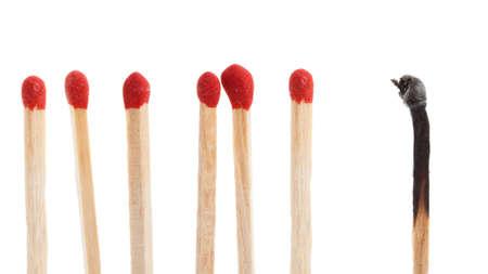 Conceptual matchstick