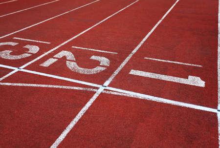 start race track