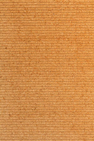 Striped corkboard