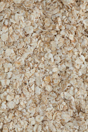 oatmeal background Stock Photo