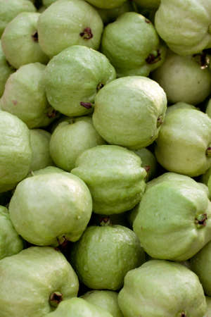 Pile of guava