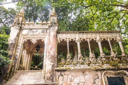 Quinta da Regaleira within the Cultural Landscape of Sintra Portugal