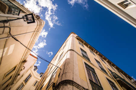 Lisbon capital of Portugal like a point of touristic destination. Lisboa