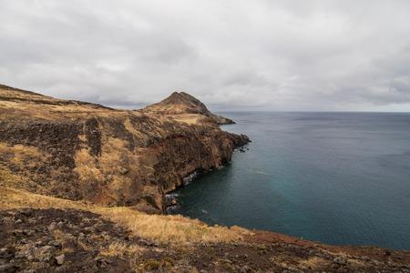 Cape Ponta de Sao Lourenco - eastern edge of Madeira island, Portugal