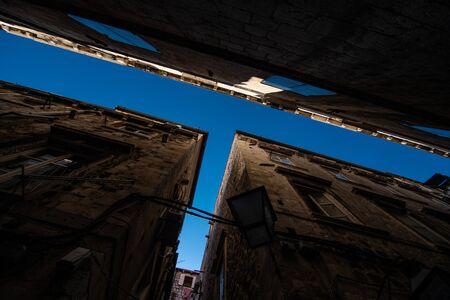 The main street in Dubrovnik 写真素材 - 134715592