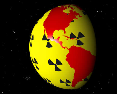 nuclear energy: Virtual world on nuclear energy in America and Brasil