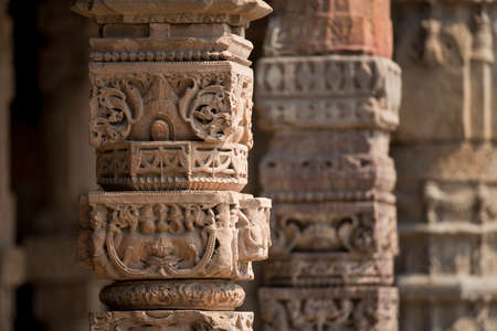 minar: Qutub Minar, ancient minar in India,