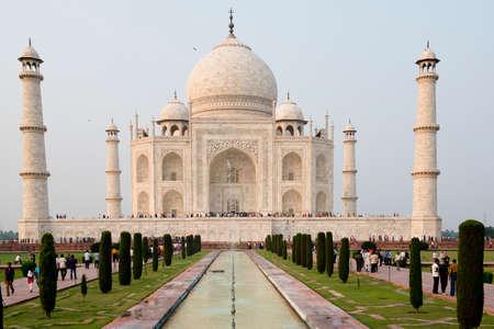 mumtaz: Taj Mahal, mausoleum erected by Shah Jahan, mughal Emperor, in honor of his wife Mumtaz Mahal