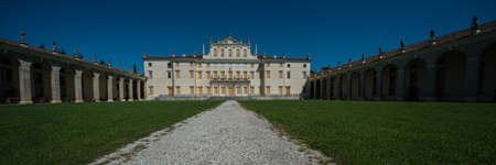 Villa Manin, one of the most beautiful venetian villas in Friuli-Venezia Giulia, situated near Codroipo.