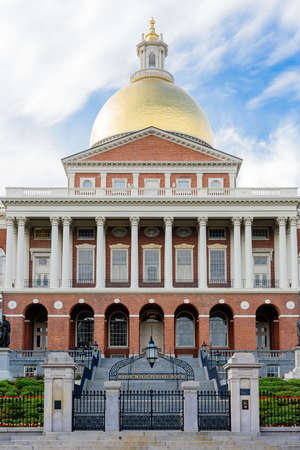 The Massachusetts State House  is the state capitol and seat of government for the Commonwealth of Massachusetts