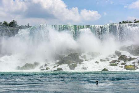 Oldest Park Usa containing American Falls, Bridal Veil Falls and Horseshoe Falls