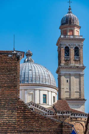The Abbey of Santa Giustina is a 10th-century Benedictine abbey complex located in front of the Prato della Valle in central Padua