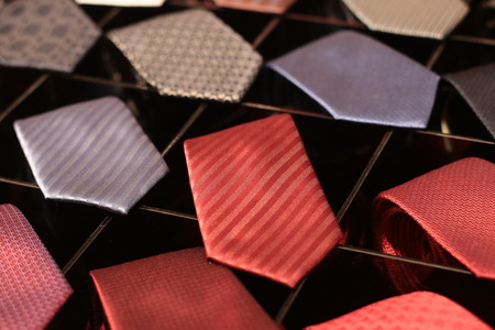 necktie for men in store