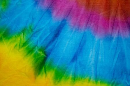 Tie Dye abstract texture and background