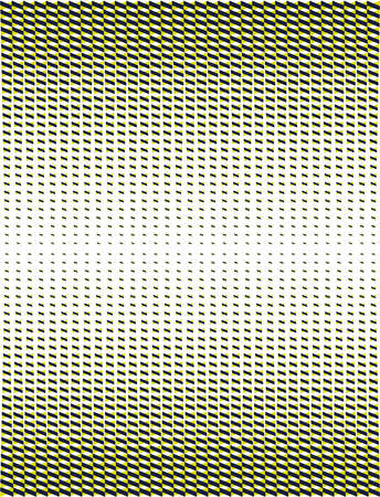 sports Halftone square pattern in bright colors or technology halftone pattern