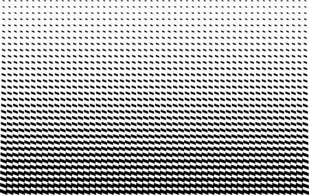 Sports Halftone pattern in black colors or technology halftone pattern