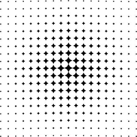 Pattern with circles, halftone dotted backdrop. Radiating from the center starburst, Comic background, Pop art style.