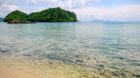 Phak Bia Island, Koh Phak Bia, Krabi, Thailand