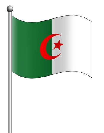 Algeria Flag Stock Photo - 419017