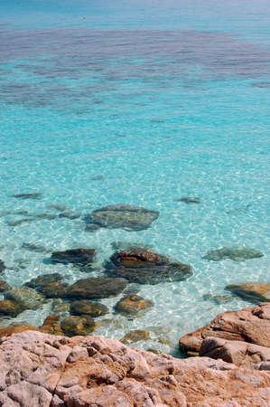 Fantastic blue sea - Perhentian island - Best of Malaysia photo