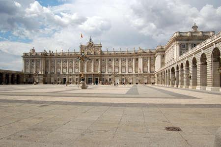 Royal Palace, Madrid -  Palacio Real