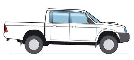 pickup - Layout for presentation