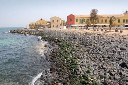 Strand, Goree Island, Dakar, Senegal Best of