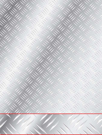 embossed: Style Pattern Background - checkerplate texture
