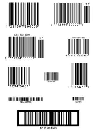 Easy Barcode Collection - layout presentation utility