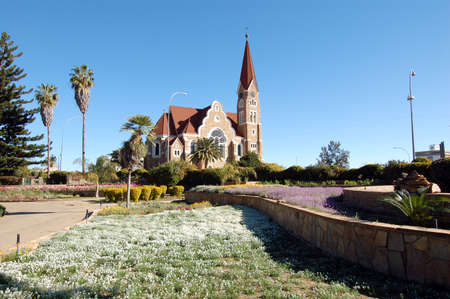 Christ Church in Windhoek, Namibia