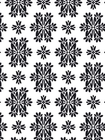 bn: Damask Style Pattern Background - BN texture Stock Photo