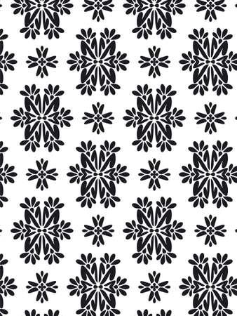 bn: Damasco Estilo Plan Antecedentes - BN textura - Vector Incluir capa blanco dise�o fuente