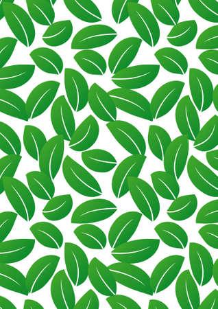 modificar: Fondo de hoja verde transparente - vector incluyen fuente de patr�n - f�cil de modificar