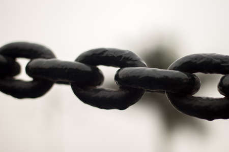 catenation: chained links