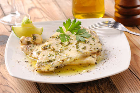 Sword fish fillet