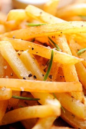 french fries 版權商用圖片