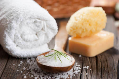 bath salt: Spa Treatments