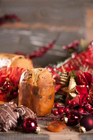 s eve: panettone Christmas cake