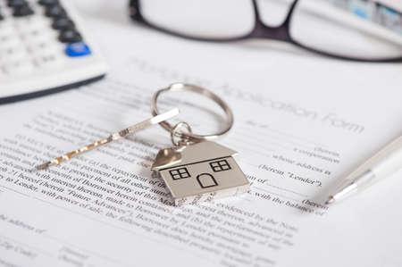 mortgage agreement